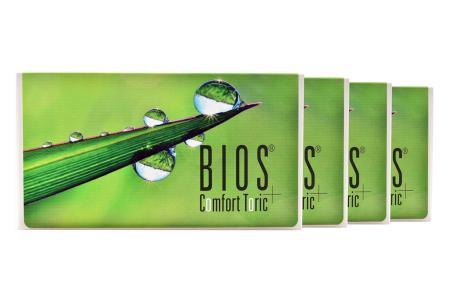 Bios Comfort Toric, 4 x 6 Stück Kontaktlinsen von Conil