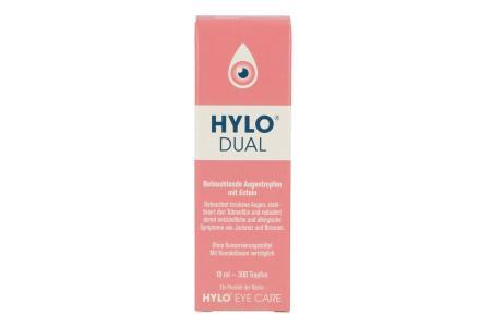 Hylo-Dual 10 ml Augentropfen
