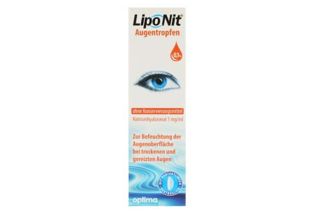 LipoNit 10 ml Augentropfen