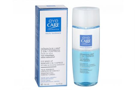 Eye Make-Up Remover 2 in 1 Express 150 ml
