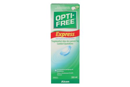 Opti-Free Express 355 ml All-in-One Lösung