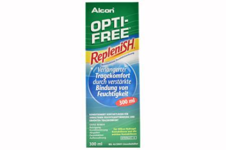 Opti-Free Replenish 300 ml All-in-One Lösung | Opti-Free Replenish 300 ml