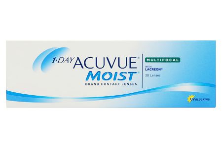 1-Day Acuvue Moist Multifocal 30 Tageslinsen