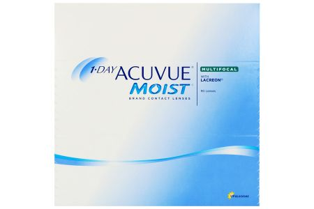 1-Day Acuvue Moist Multifocal 90 Tageslinsen | 1-Day Acuvue Moist Multifocal, 90 Stück Kontaktlinsen von Johnson & Johnson