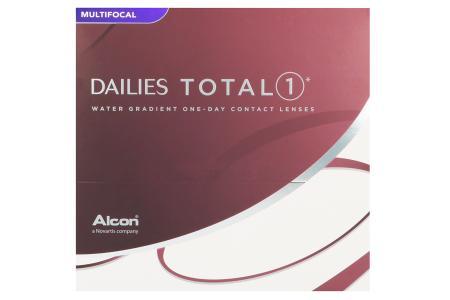 Dailies Total 1 Multifocal 4 x 90 Tageslinsen Sparpaket 6 Monate von Alcon |