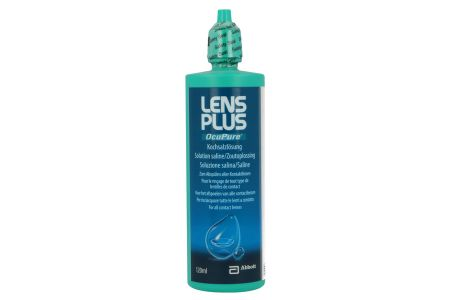Lens Plus OcuPure 120ml