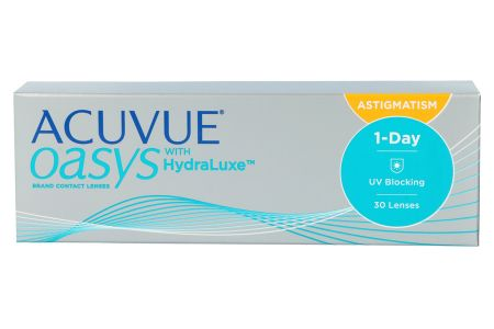 Acuvue Oasys 1-Day for Astigmatism 30 Tageslinsen