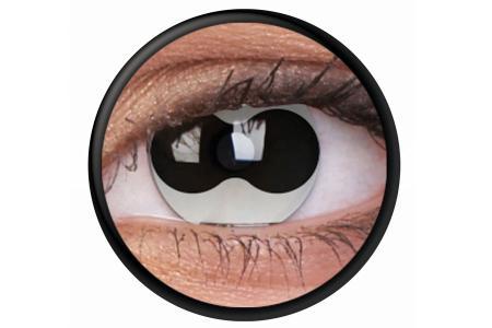 Funny Lens Split Eye