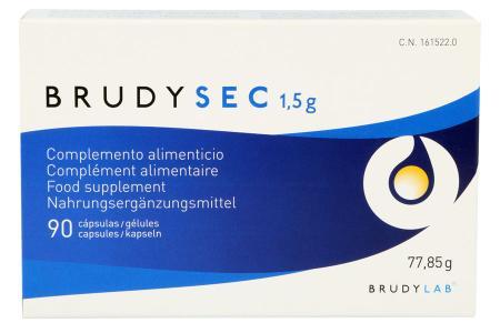 BrudySec 90 Kapseln Nahrungsergänzung