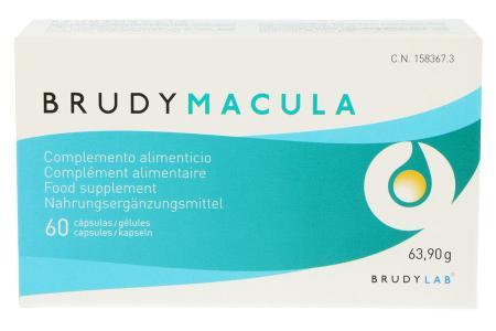 BrudyMacula 60 Kapseln