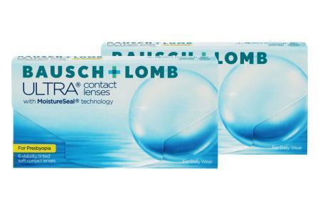 Ultra for Presbyopia, 2x6 Stück Kontaktlinsen von Bausch & Lomb
