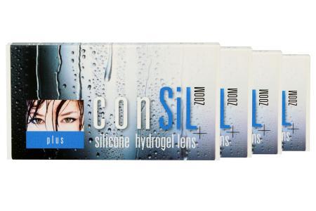 ConSiL® plus Zoom, 4 x 6 Stück Kontaktlinsen von Conil