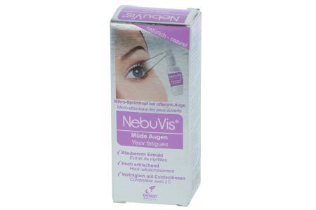 NebuVis Augenspray Müde Augen 10ml