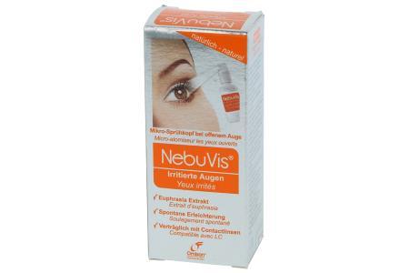 NebuVis Augenspray Irritierte Augen 10ml