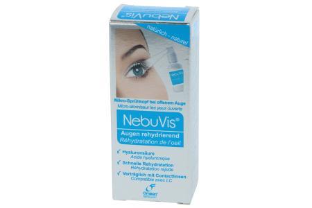 NebuVis Augen rehydrierend 10 ml Augenspray