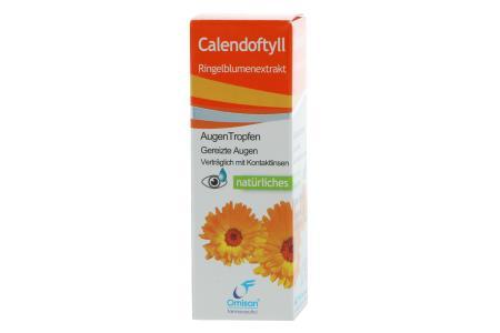 Calendoftyll Ringelblumenextrakt Augentropfen 15ml