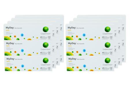 MyDay daily disposable, Sparpaket 12 Monate 2x 360 Stück