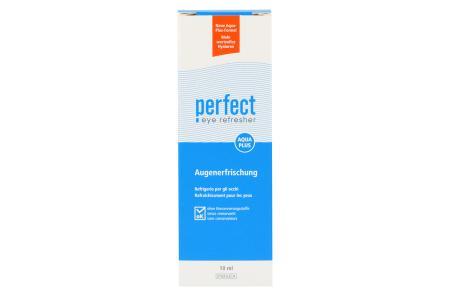 Perfect Aqua Plus Ok Augenerfrischung Benetzungstropfen 10ml