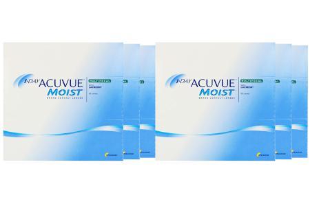1-Day Acuvue Moist Multifocal, Sparpaket 9 Monate 2x 270 Stück Kontaktlinsen von Johnson & Johnson