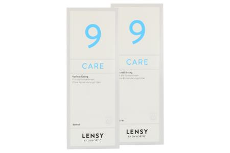 Lensy Care 9 2x360ml