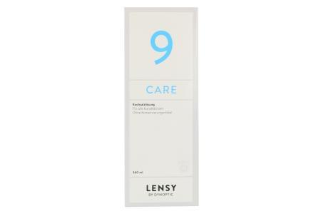 Lensy Care 9 1 x 360 ml Kochsalzlösung