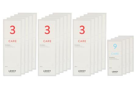 Lensy Care 3 Multipack für 12 Monate