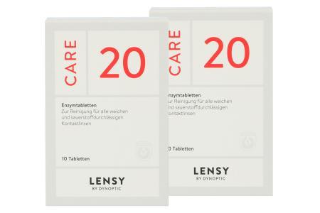 Lensy Care 20, 2 x 10 Tabletten