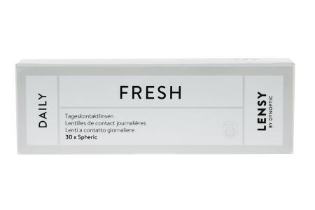 Lensy Daily Fresh Spheric 30 Tageslinsen | Lensy Daily Fresh Spheric, 30 Stück