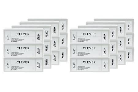 Lensy Daily Clever Multifocal 8 x 90 Tageslinsen Sparpaket 12 Monate