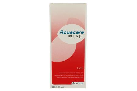 Acuacare One Step-T 360 ml Peroxid-Lösung