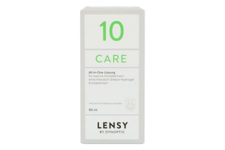Lensy Care 10 1 x 60 ml All-in-One Lösung