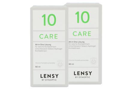 Lensy Care 10 2x60ml