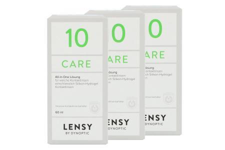 Lensy Care 10 3x60ml