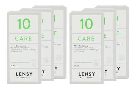 Lensy Care 10 6x60ml