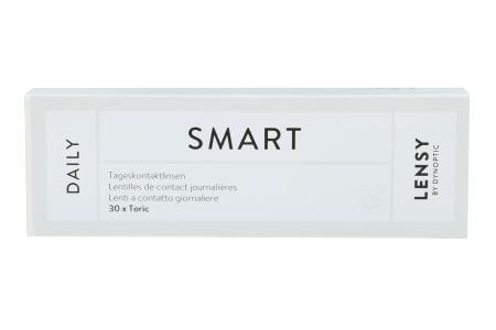 Lensy Daily Smart Toric, 30 Stück Kontaktlinsen von Dynoptic