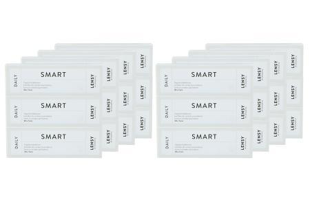 Lensy Daily Smart Toric Kontaktlinsen von Dynoptic, Sparpaket 12 Monate 2x360 Stück