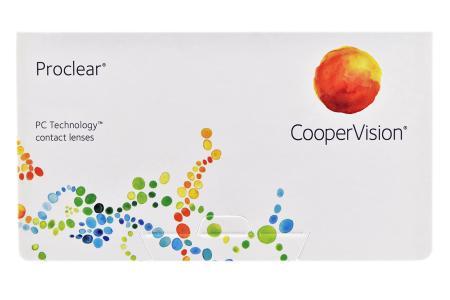 Proclear, 6 Stück Kontaktlinsen von Cooper Vision