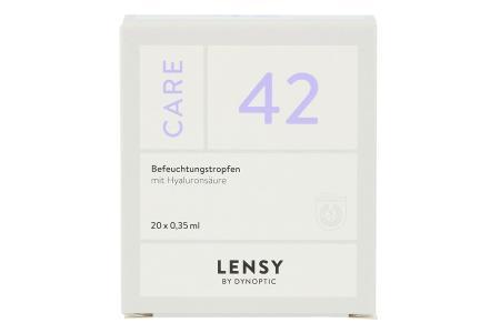 Lensy Care 42 20 x 0.35 ml Augentropfen