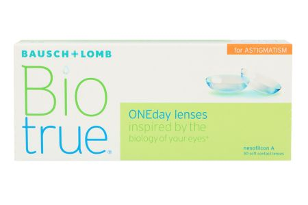 Biotrue One day for Astigmatism, 30 Stück Kontaktlinsen von Bausch&Lomb