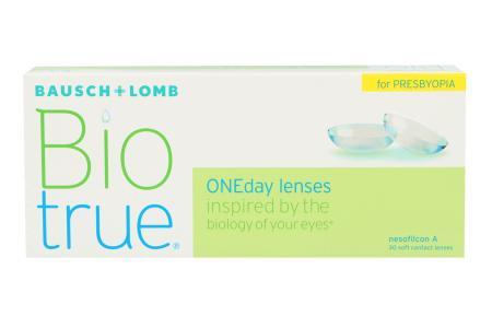 Biotrue One day for Presbyopia, 30 Stück Kontaktlinsen von Bausch&Lomb