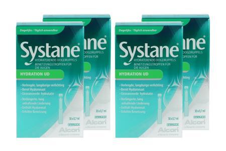 Systane® Hydration UD 4x 30x0,7ml in Einmaldosen