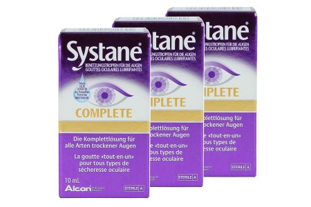 Systane Complete 3x 10ml