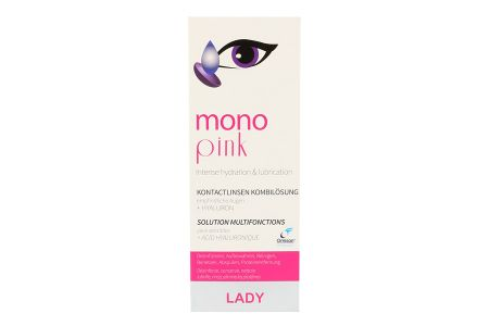 Pink Lady Mono Pink 360ml All-in-One Lösung