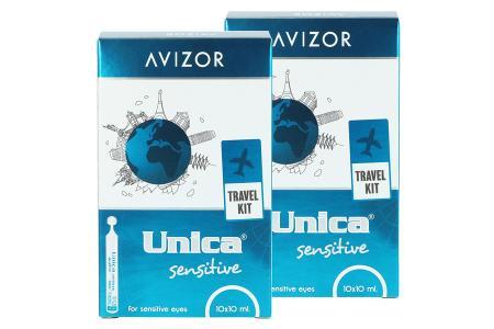 Unica sensitiv 2 x 10 Monodosen à 10 ml All-in-One Lösung | Unica sensitiv 2 x 10 Monodosen à 10 ml