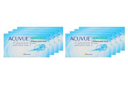 Acuvue Oasys for Presbyopia 8 x 6 Zwei-Wochenlinsen | Acuvue Oasys for Presbyopia