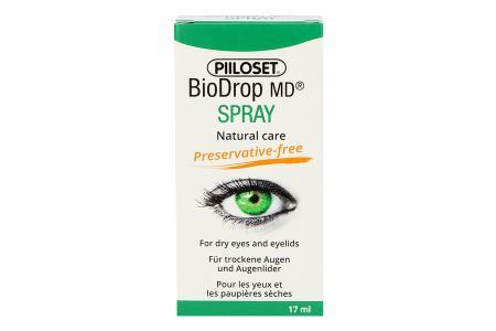 BioDrop MD Spray 17 ml Augenspray