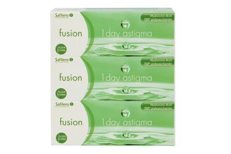 Fusion 1 Day Astigma 90 Tageslinsen