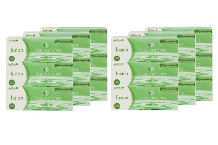 Fusion 1 Day Astigma 6 x 90 Tageslinsen Sparpaket 9 Monate | Fusion 1 Day Astigma Kontaktlinsen von Conil, Sparpaket 9 Monate 6 x 90 Stück