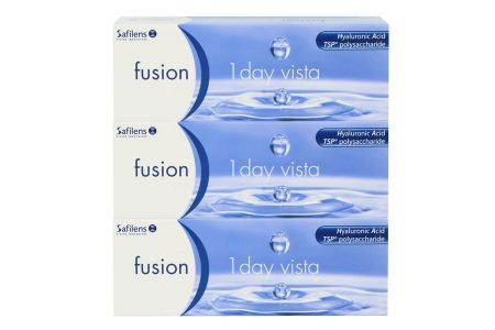 Fusion 1 Day Vista 90 Tageslinsen | Fusion 1 Day Vista 90 Stück Kontaktlinsen von Conil