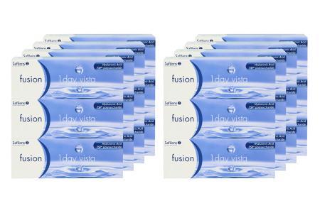 Fusion 1 Day Vista 8 x 90 Tageslinse Sparpaket 12 Monate | Fusion 1 Day Vista Kontaktlinsen von Conil, Sparpaket 12 Monate 8 x 90 Stück